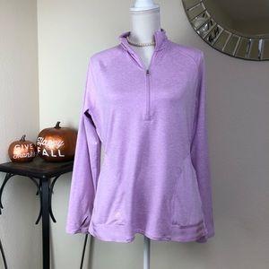 Adidas Pullover Pink Sweatshirt Size